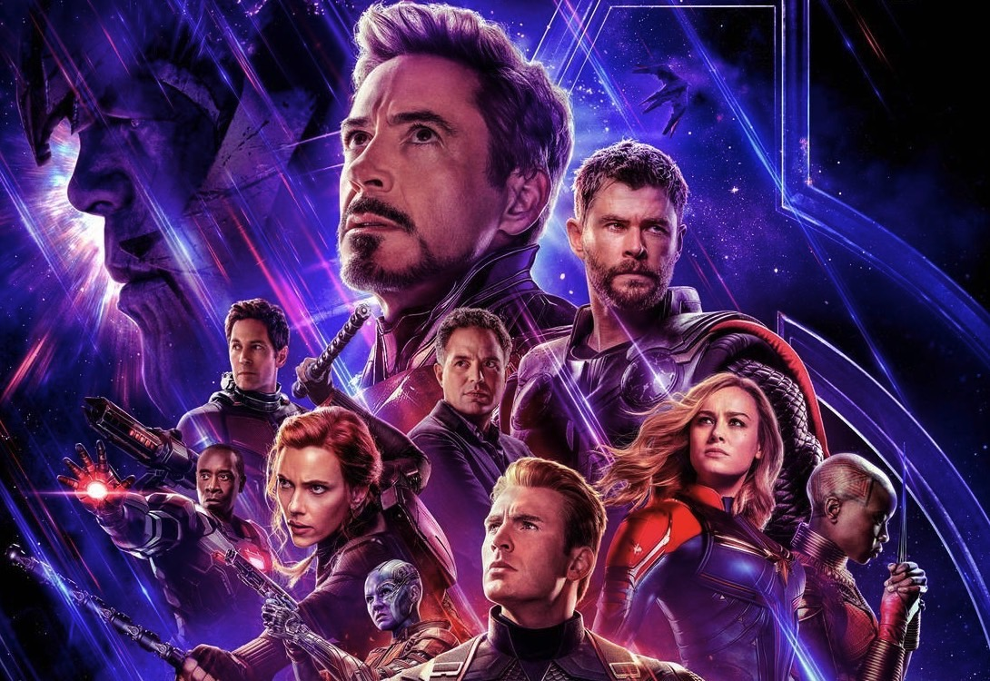 Avengers: Endgame Fan Cut
