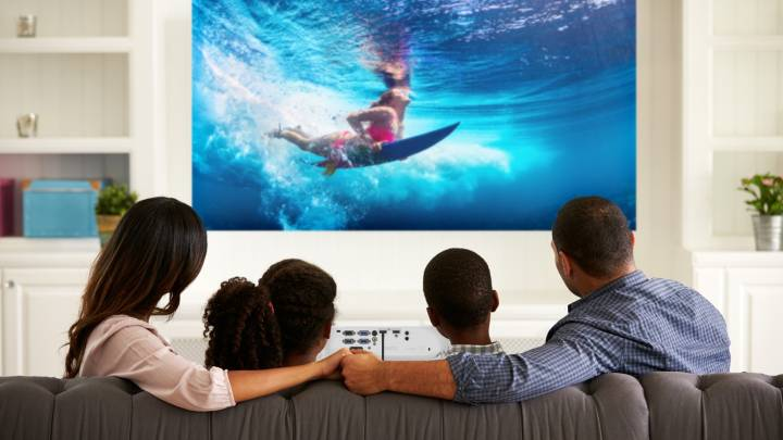 Home Theater Projector Amazon