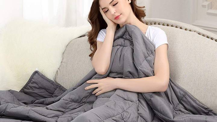 Weighted Blanket Amazon Prime
