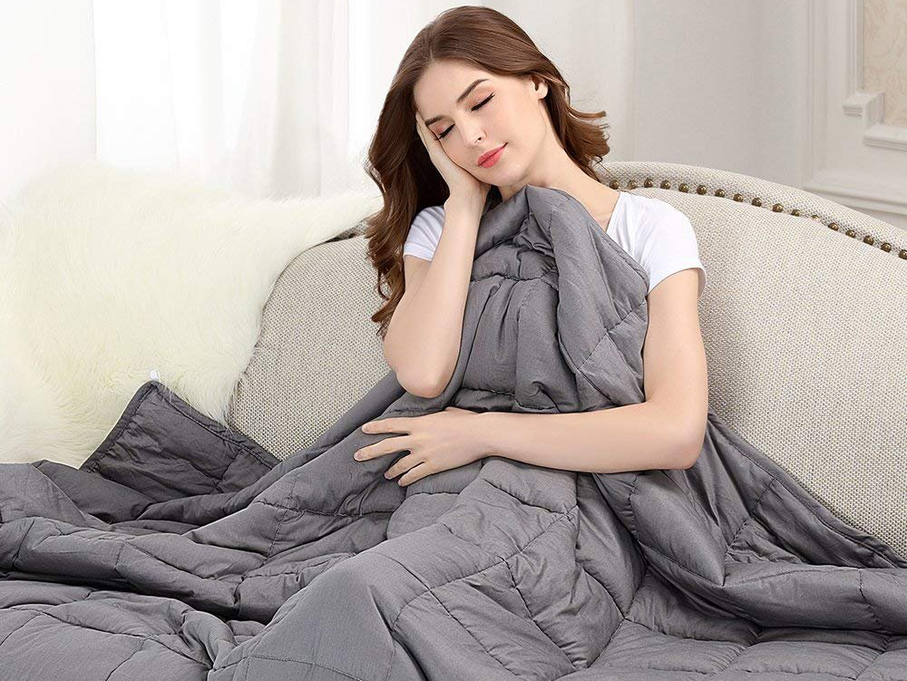 Best Weighted Blanket Deal