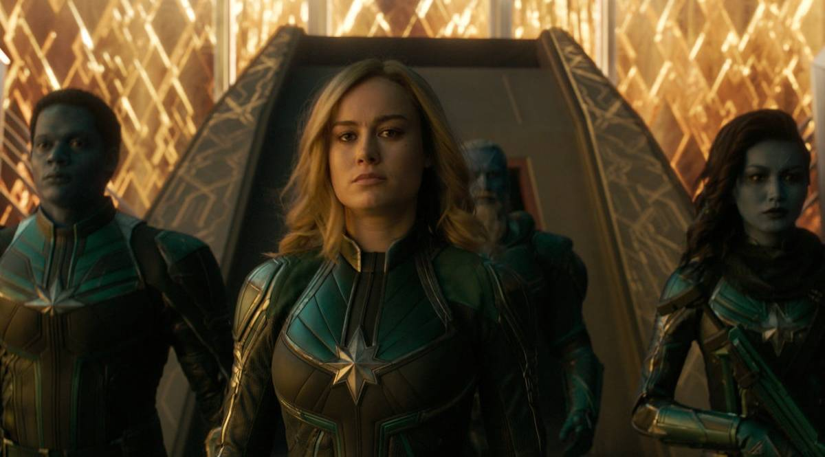 Captain Marvel Post-Credits Scenes