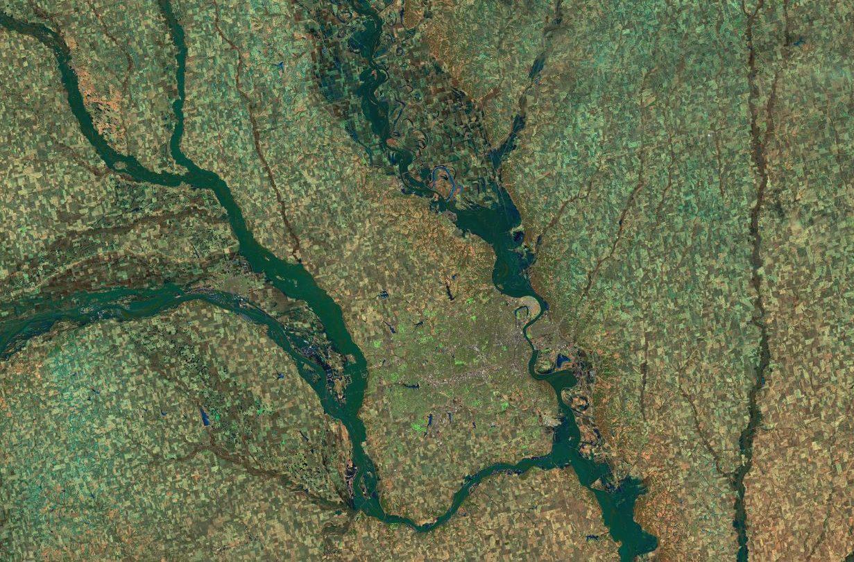 nebraska flood images