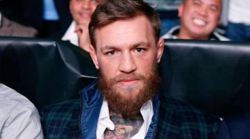 conor mcgregor retired