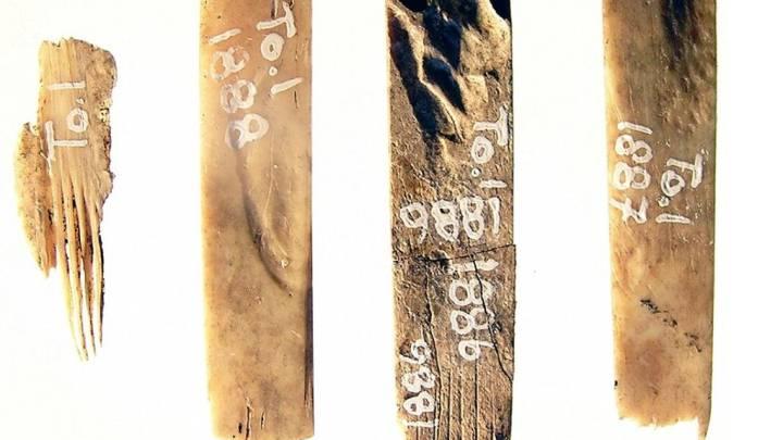 oldest tattoo tools