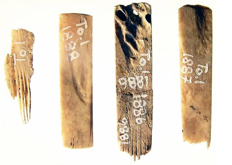 oldest tattoo tools