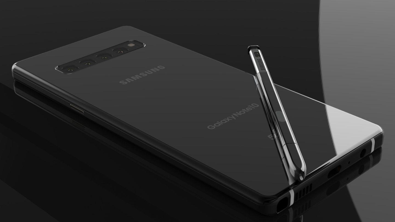 Galaxy Note 10 Release Date