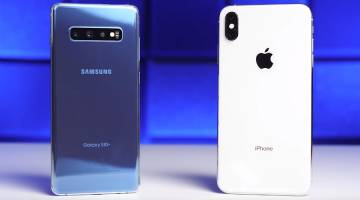 iPhone XS Max Vs Galaxy S10 Plus