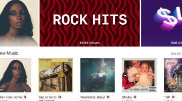 CD sales vs streaming