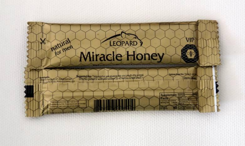 miracle honey recall