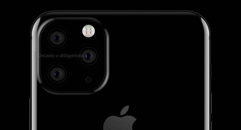 iPhone 11 triple camera