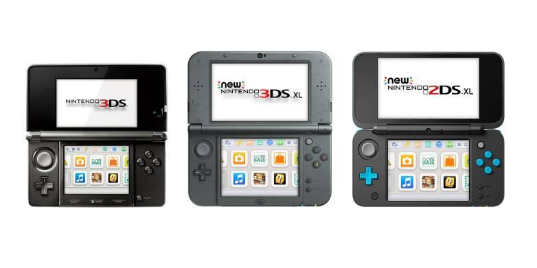 Nintendo new Switch models
