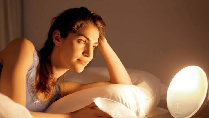 Wake Up Light Alarm Clock Amazon