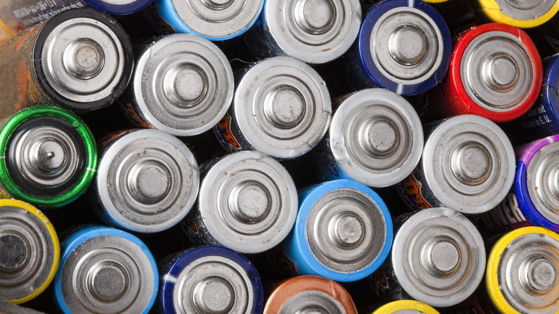 AA Batteries Amazon