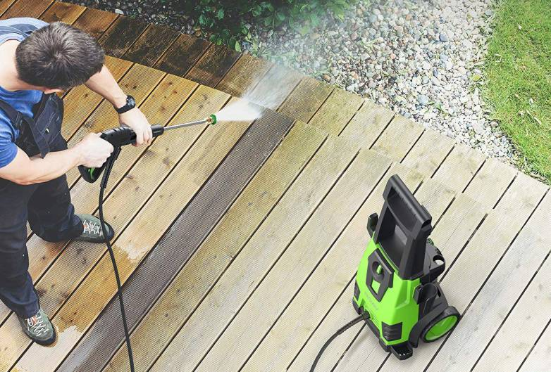 Best Pressure Washer On Amazon