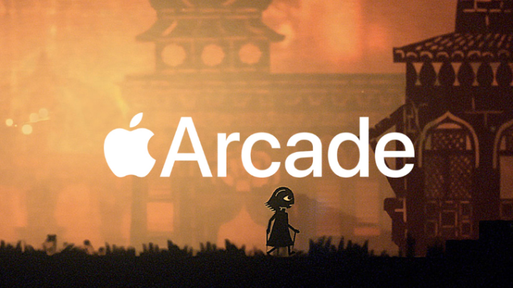 Apple gaming service