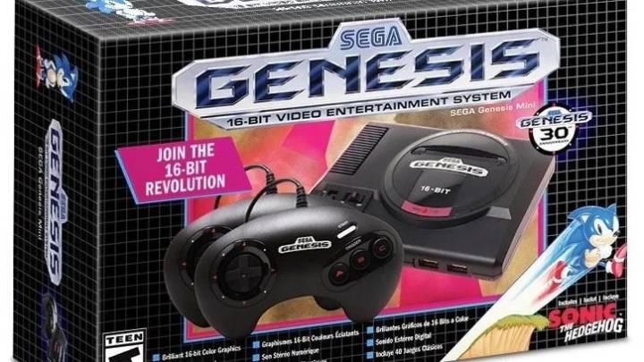Sega Genesis Mini Release