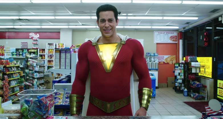 Shazam early screening