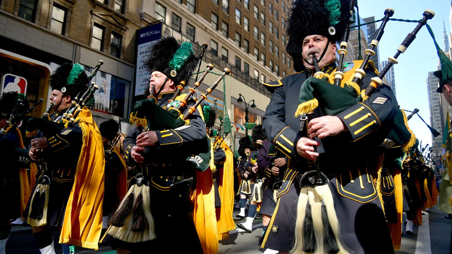 St Patrick's Day 2019 Events