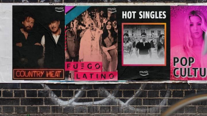 Amazon Music free tier
