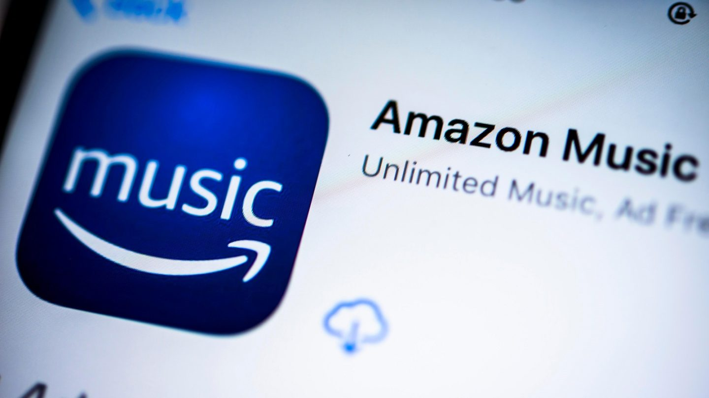 Amazon high-def music