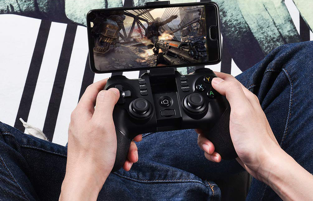 Wireless Game Controller For Android