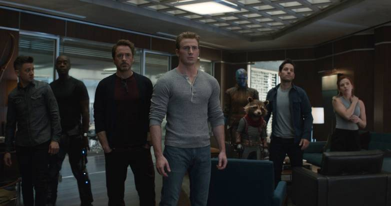 'Avengers: Endgame' Streaming