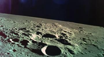 moon landing crash