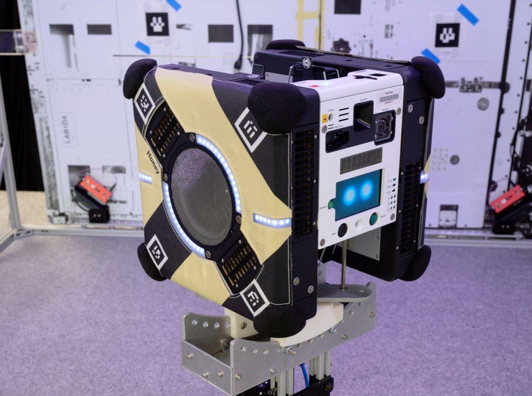 nasa astrobee