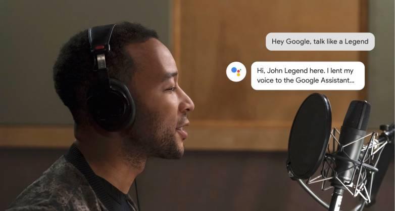 Google Assistant John Legend