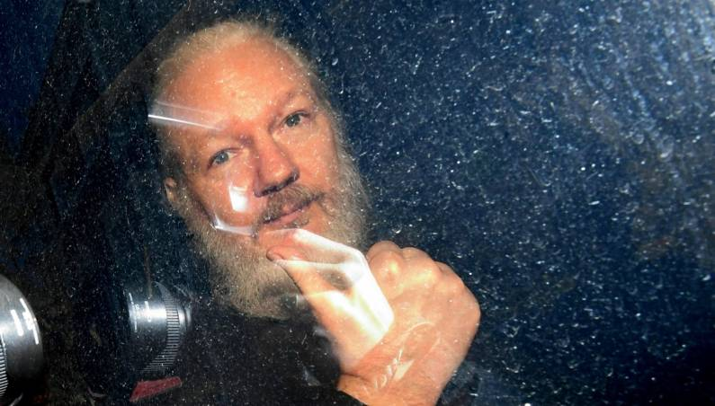 WikiLeaks Julian Assange Arrested