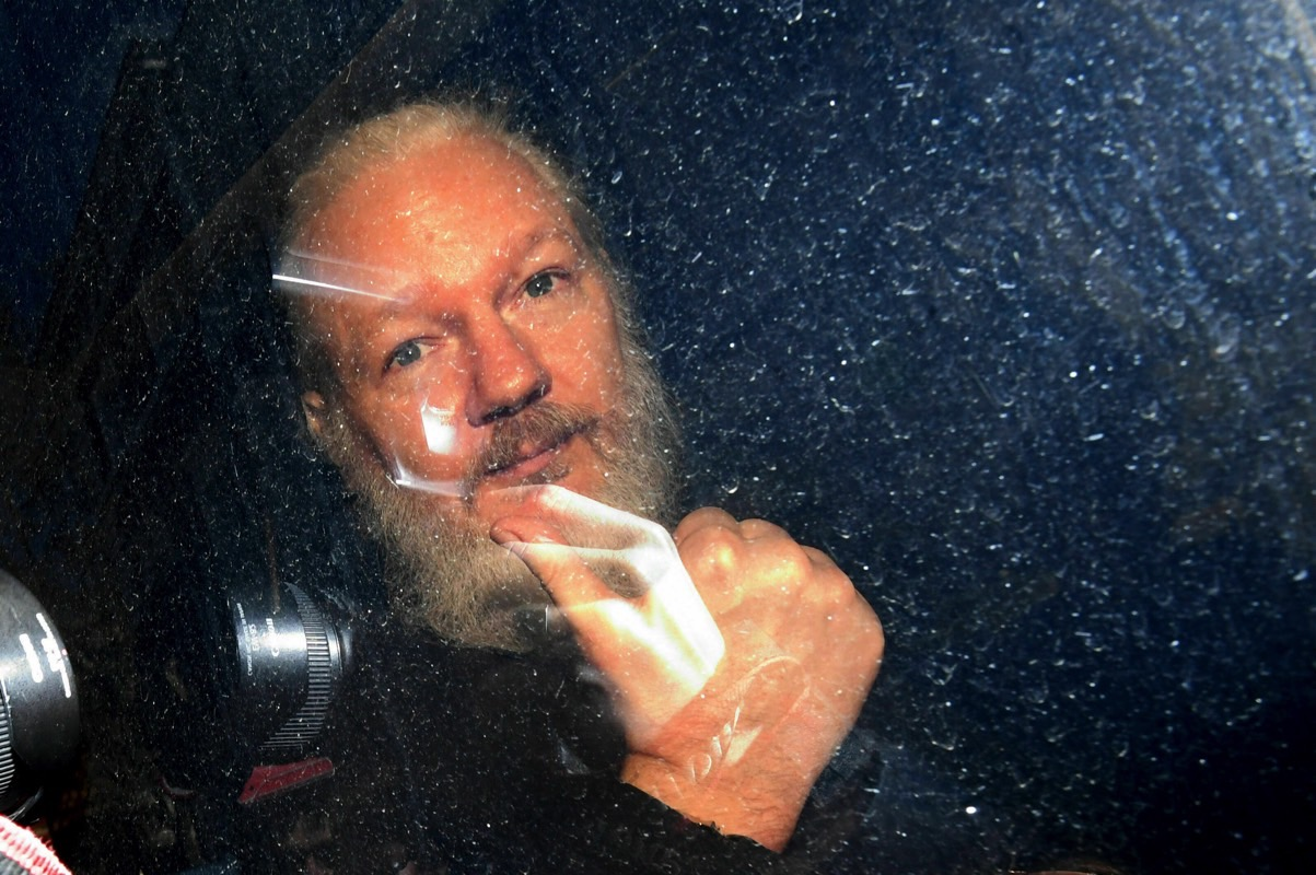 WikiLeaks Julian Assange Arrested