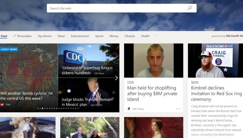 Microsoft Edge vs. Google Chrome