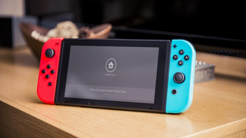 Nintendo Switch Hardware Upgrade