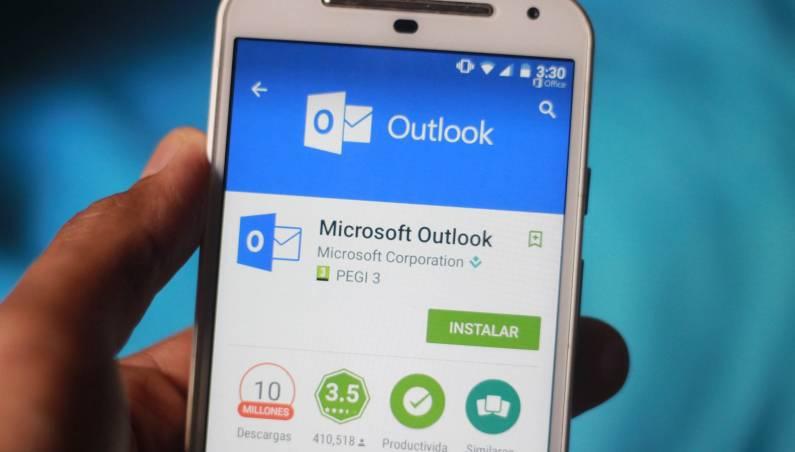 Microsoft Outlook hack