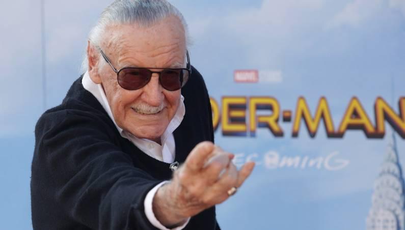 Stan Lee new superhero