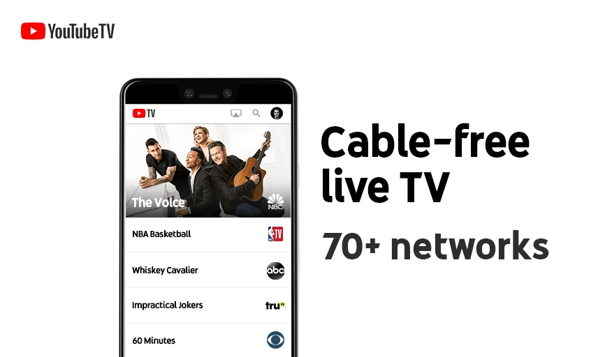 Youtube Tv Gets Nine New Channels Raises Price To 50 Per Month Bgr