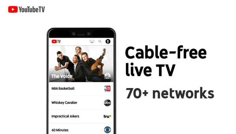 YouTube TV price increase