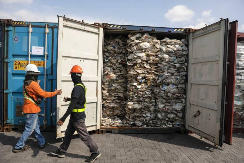 malaysia garbage