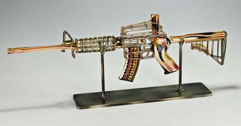 rifle bong