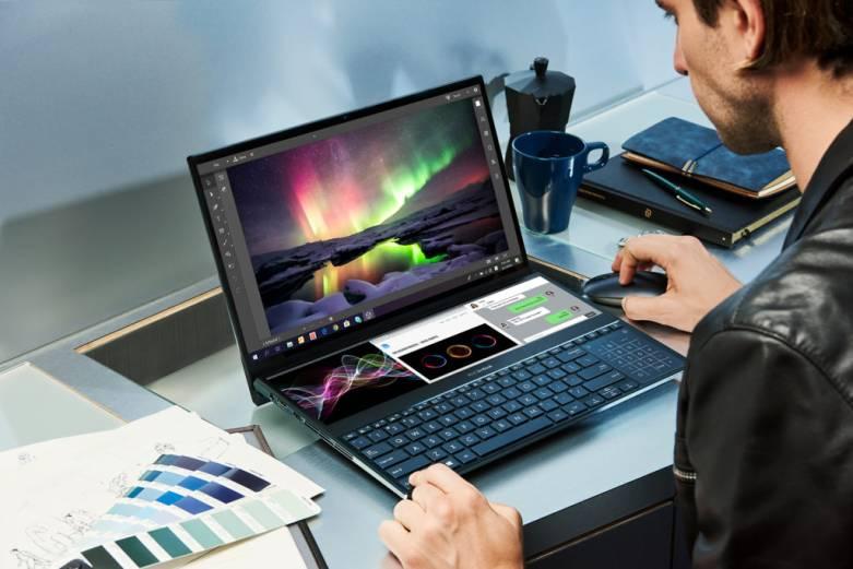 New Asus laptop
