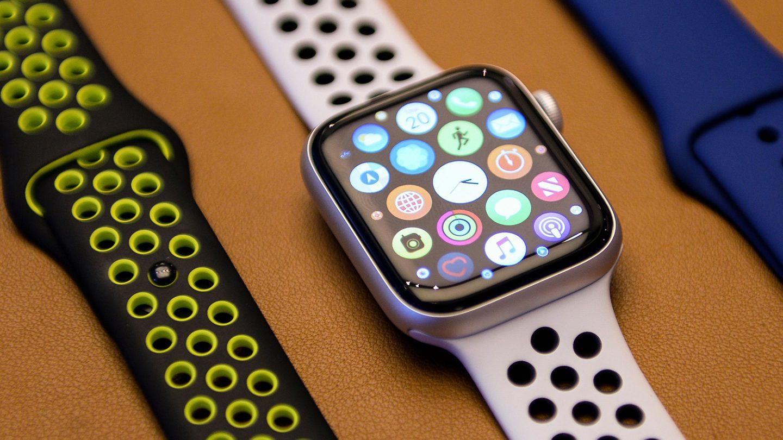 Apple Watch Clear Case