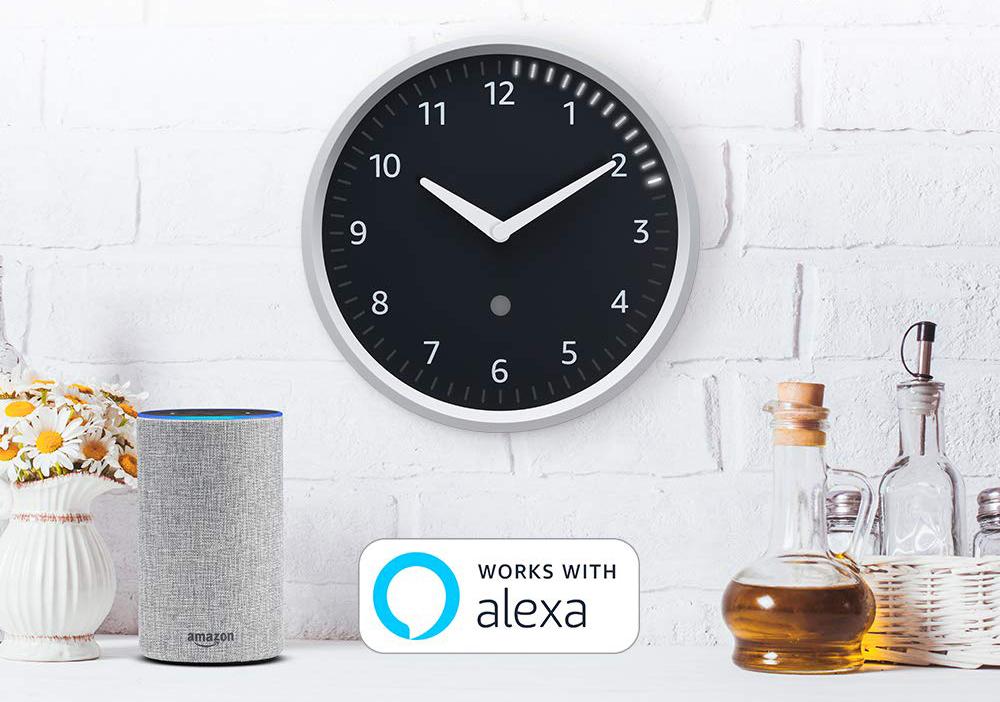Echo Wall Clock Sale