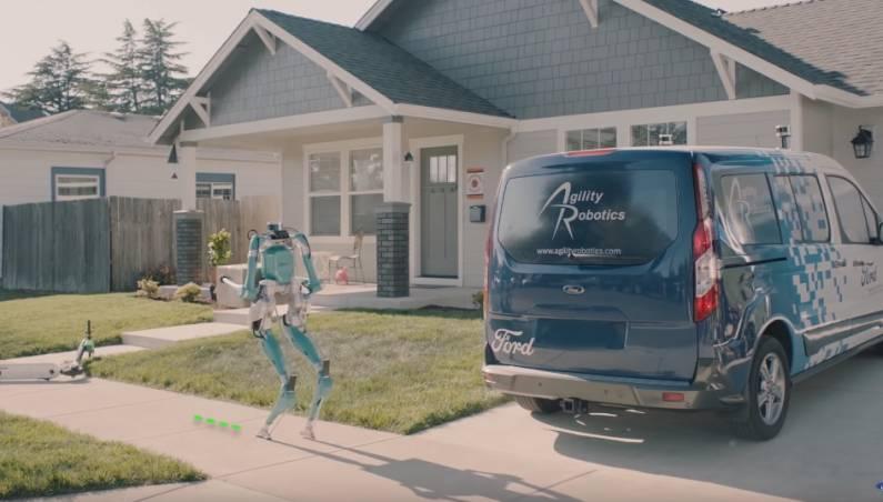 Smart Robot Ford