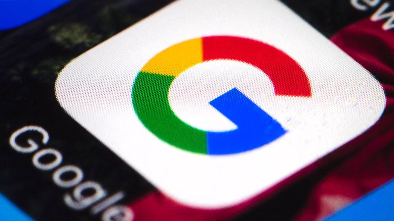 Google homepage ads
