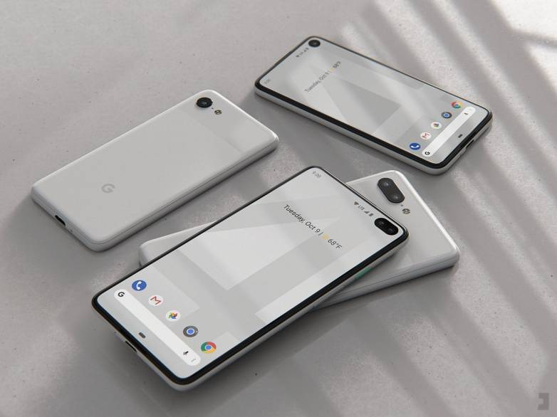 Pixel 4 vs iPhone