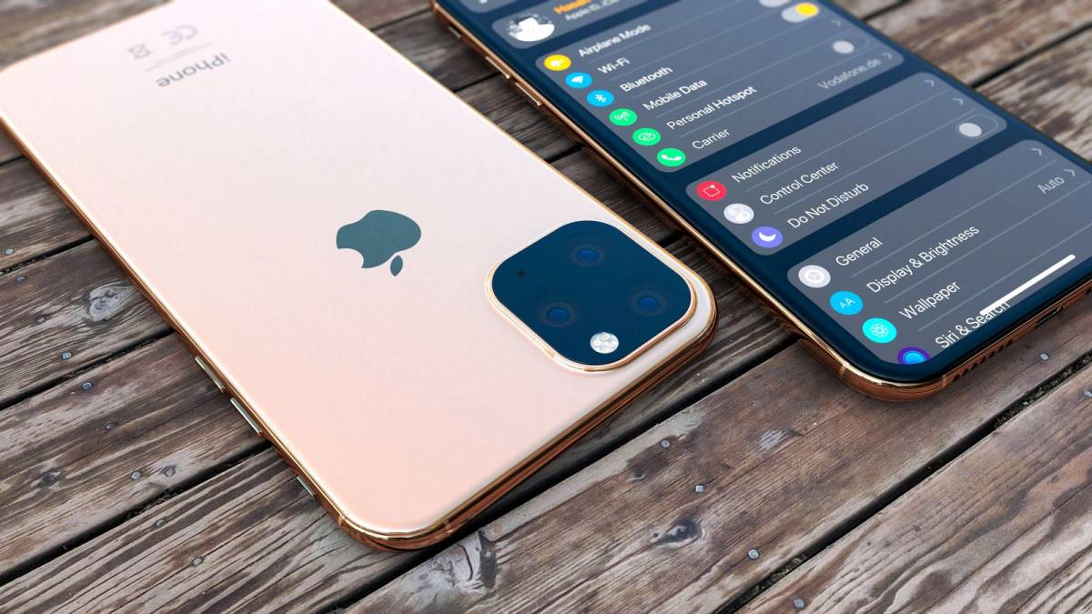 iPhone 11 Leaks 2019
