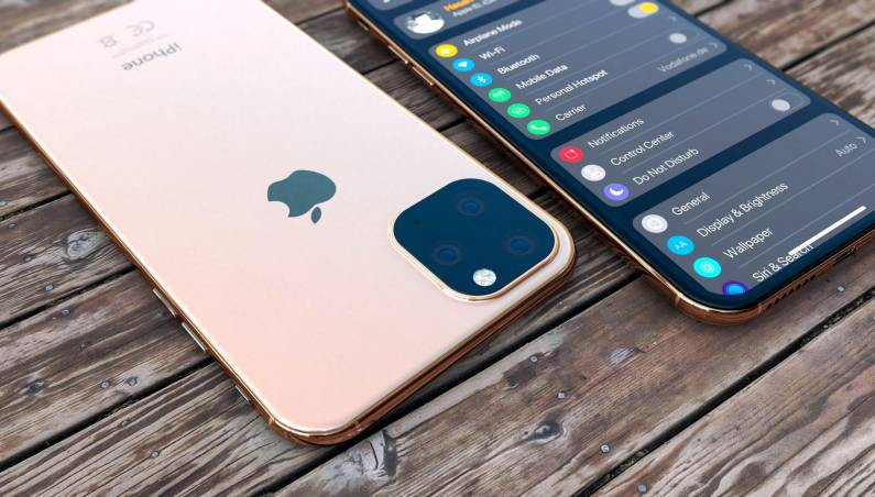 iPhone 11 Leaks 2019
