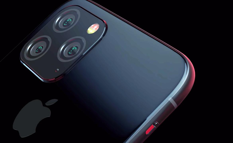 iPhone 11 Leak Camera