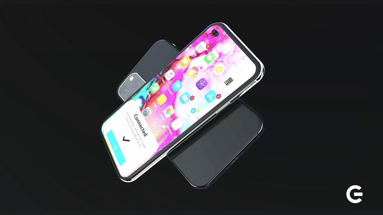 iPhone 12 video