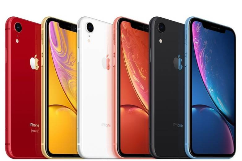 Refurbished iPhone XR